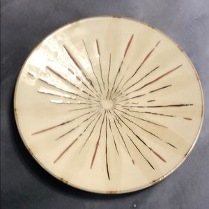 """NWOT Pier One Imports 9"""" round plate"""